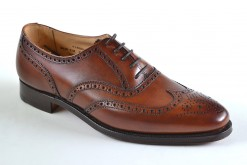 Francesina crockett and jones luca calzature