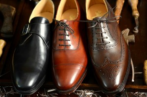 Special offers crockett and Jones shoes handmade england style luxury
