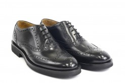 Francesina lavorata milano luca calzature