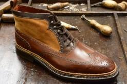 Scarpe uomo fatte a mano luca calzature