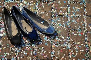 Scarpe donna ballerine milano