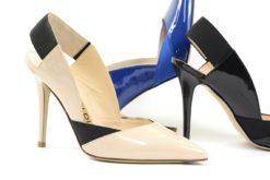 scarpa elegante in vernice