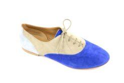 scarpe donna stringate tricolore luca milano (2)