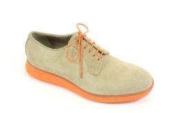 Sneakers in camoscio negozio scarpe milano