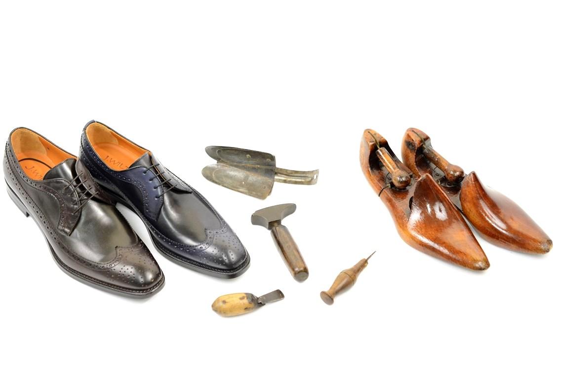scarpe eleganti uomo fatte a mano