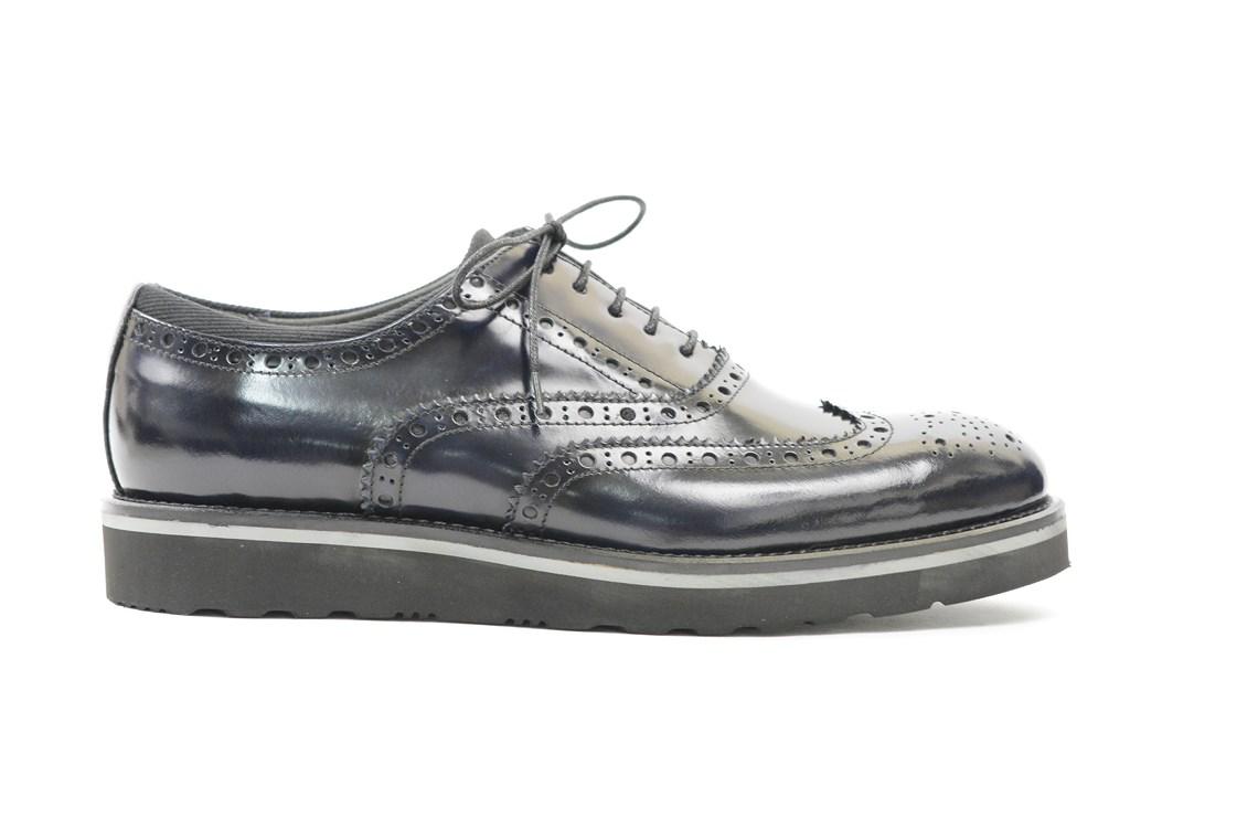 Scarpe uomo eleganti ma sportive tomaia in vitello for Ma maison scarpe