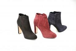 Calzature-donna-eleganti-con-taccostivaletti-the-seller-in-suede-con-plateau-interno.Classico-Modello-donna-Autunno-Inverno.The seller shoes