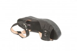 Espadrillas summer Frau shoes in tessuto e juta.Visita il nostro store online.