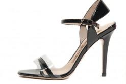 Sandalo elegante con tacco a spillo lella baldi.Scopri il nostro shoponline.