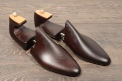 Tendiscarpe uomo realizzate con molla in titanio regolabili,misure 41-42-43 solo da Lucacalzature a Milano.Shoponline Lucacalzature
