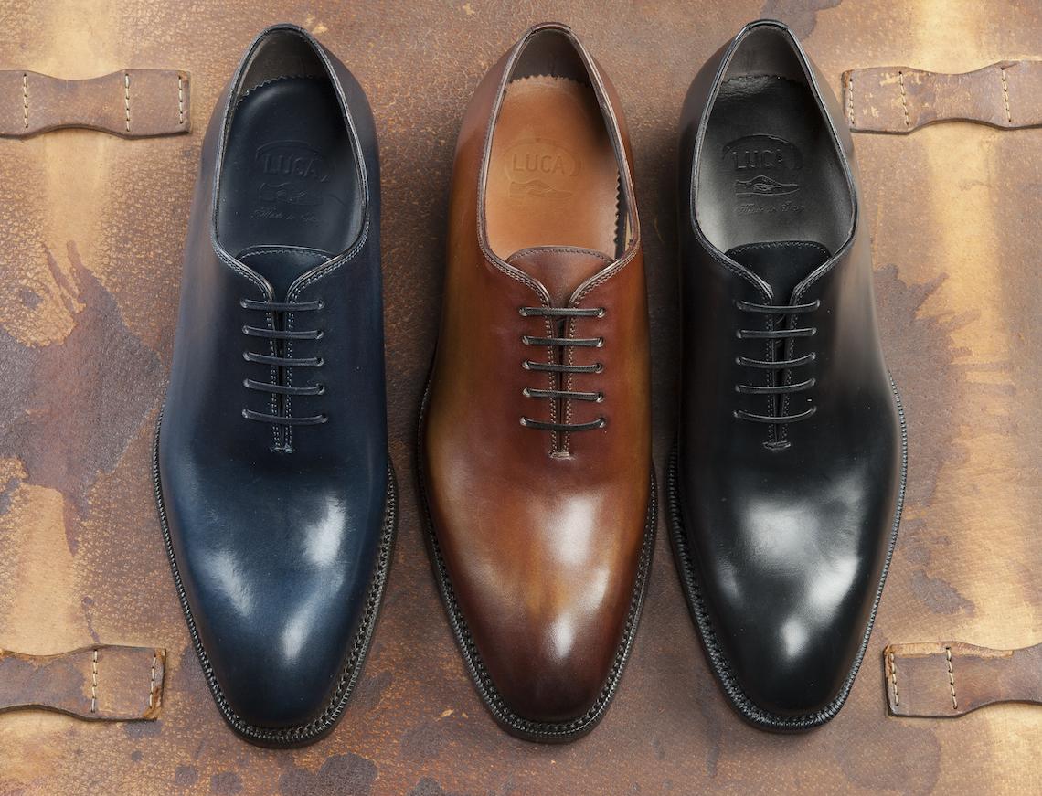 Borse Da Uomo Fatte A Mano : Modello venezia luca calzature e store