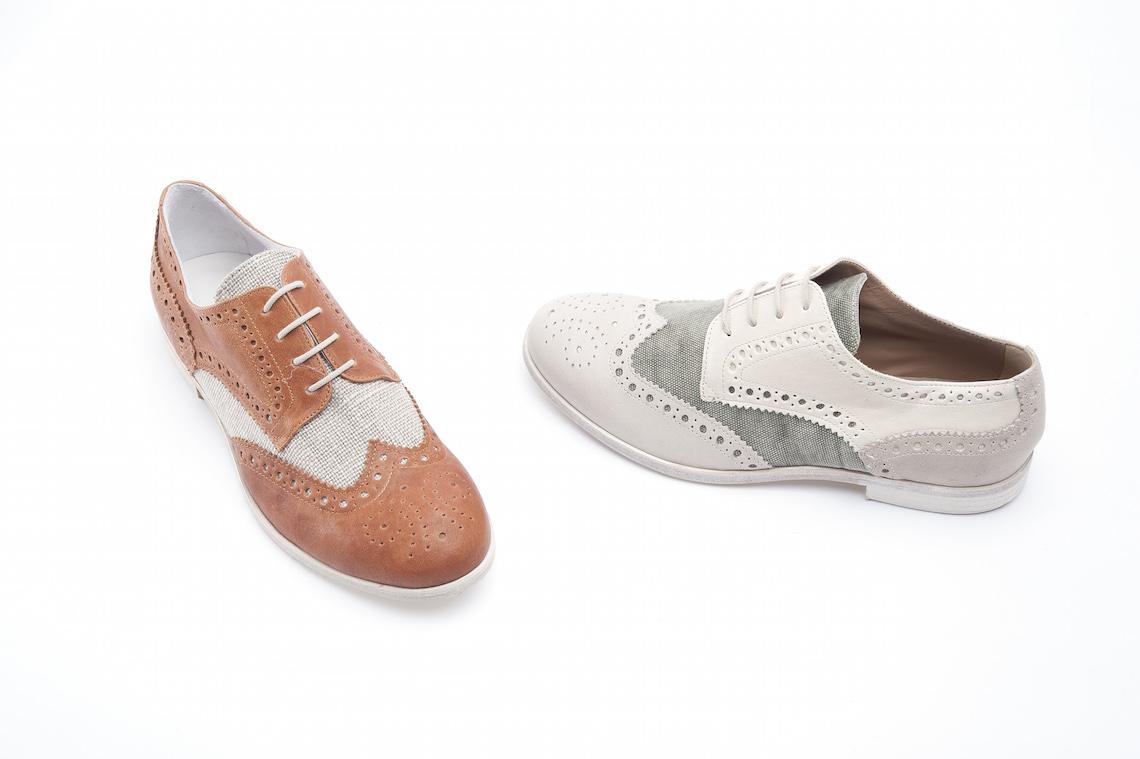 Scorpi le calzature in pelle e in tessuto.Suola cuoio vintage.Lucacalzature  Milano. Sportive e classiche  9e9762848ee