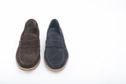 Una classica calzatura per la primavera,il mocassino leggero sfoderato con la suola antiscivolo.