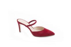 Sandalo con tacco alto e cinturino in elastico sul collo,scegli i tuoi preferiti.