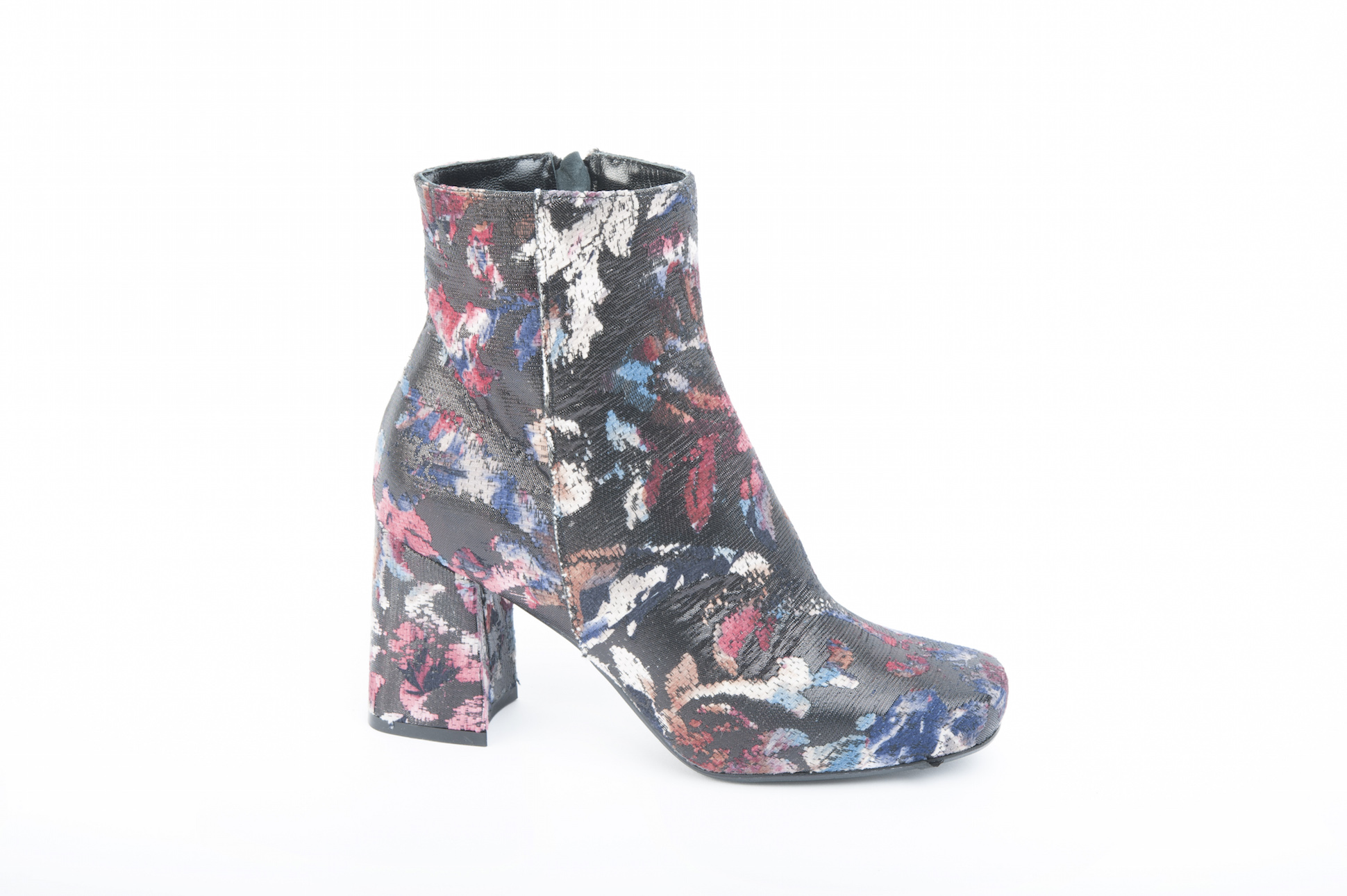 19317aac8be8d Ankle boots multicolor in leather. – Luca Calzature E-store
