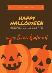 Dark Brown and Orange Pumpkin Carving Halloween Event Flyer