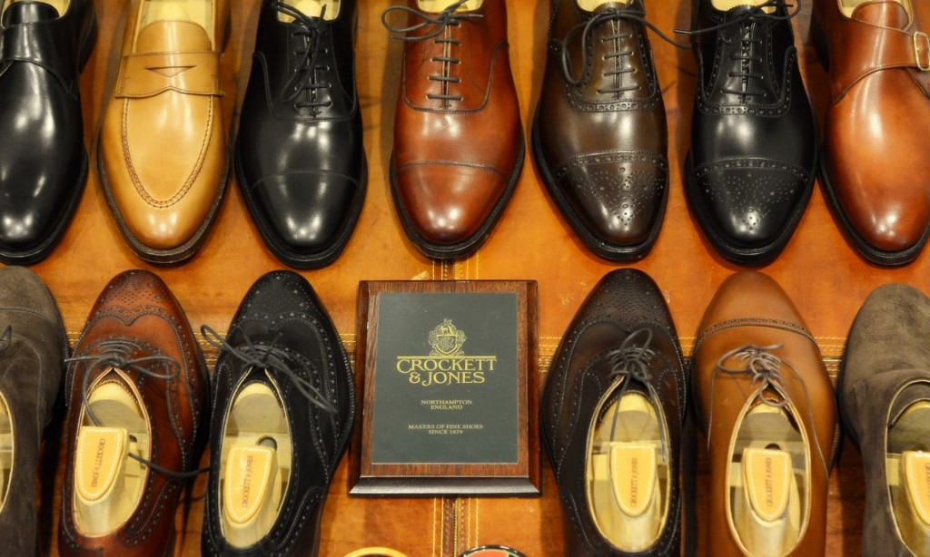 promozione speciale crockett and jones made in england