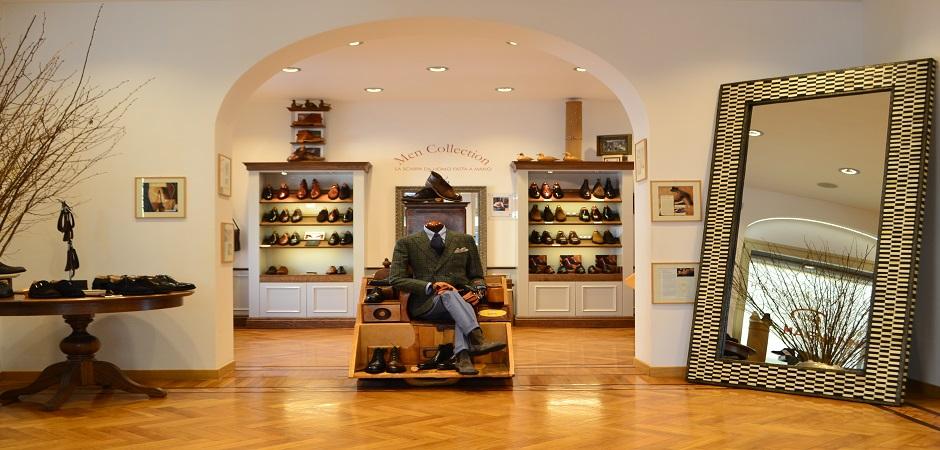 negozio scarpe milano