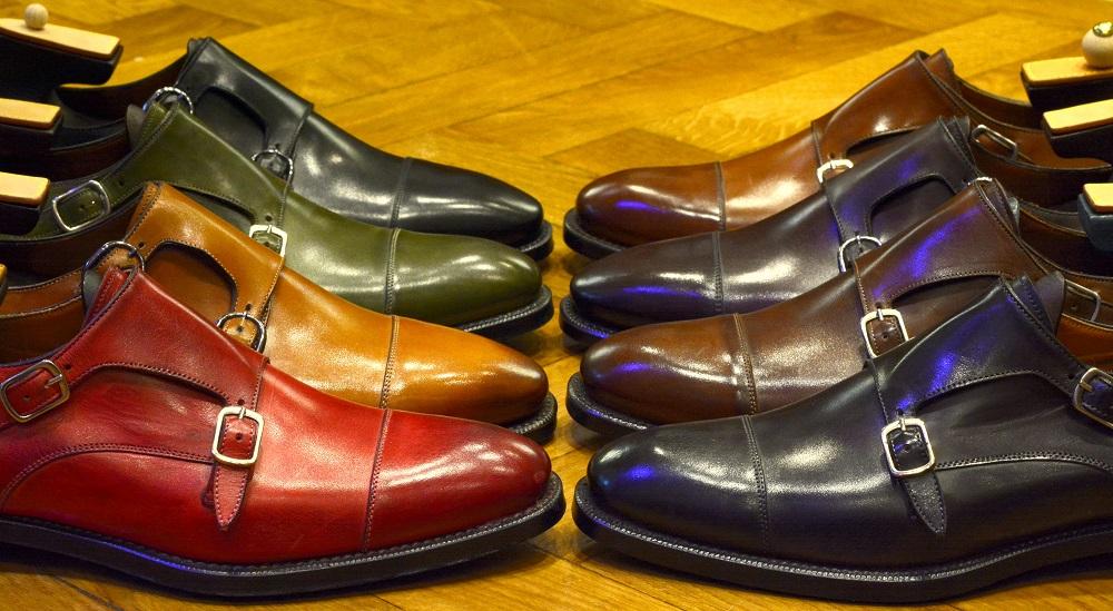 Doppia fibbia uomo milano negozio scarpe – Luca Calzature E-store e9581c2f251