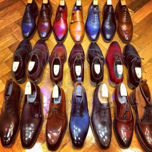 Scarpe limited edition luca calzature milano