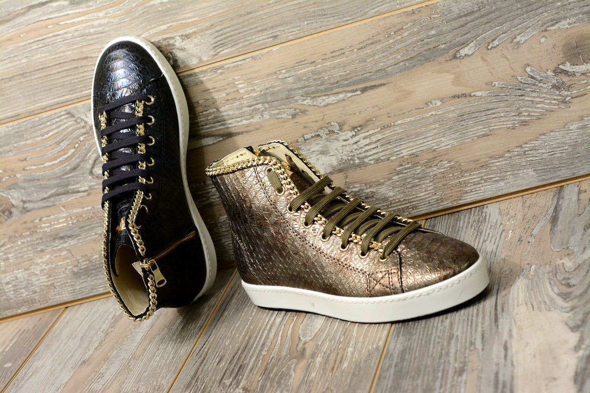 Scarpe donna sneakers sportive stokton shoes  8713e678617