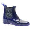 Stivaletto donna chelsea in gomma waterproof 100% Lemon Jelly,calzature autunno inverno 2015-2016