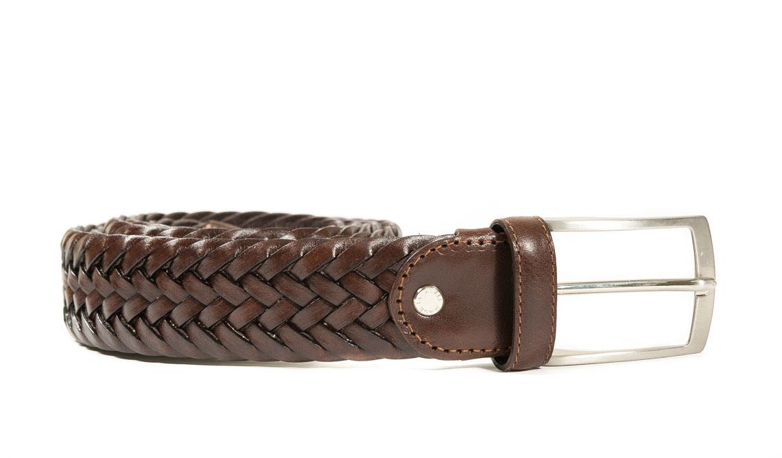 Cinture in pelle intrecciate – Luca Calzature E-store ce61fc02315