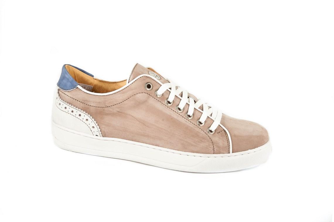Sneakers Nabuk In Sneakers Uomo Uomo aqSa0X