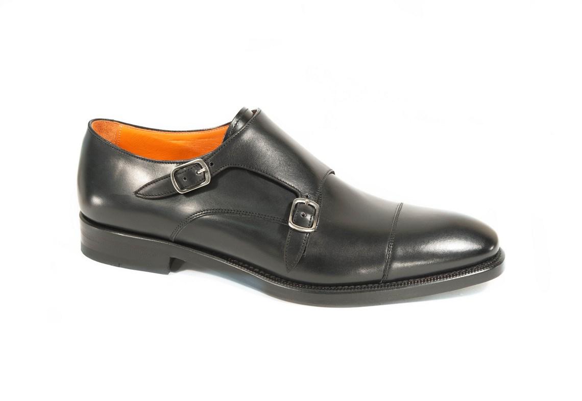 Scarpe e accessori maschili a Milano e sul nostro E-store online.Scarpe  fatte. Doppia fibbia ... 4562b7b56d2