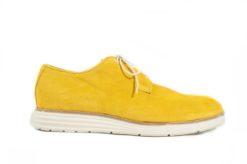 Sneakers in camoscio da uomo,scopri tutti i prodotti sul nostro ecommerce www.lucacalzature.it