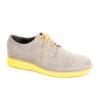 Sneakers uomo in camoscio colorato.made in italy,scarpe a Milano in corso vercelli.