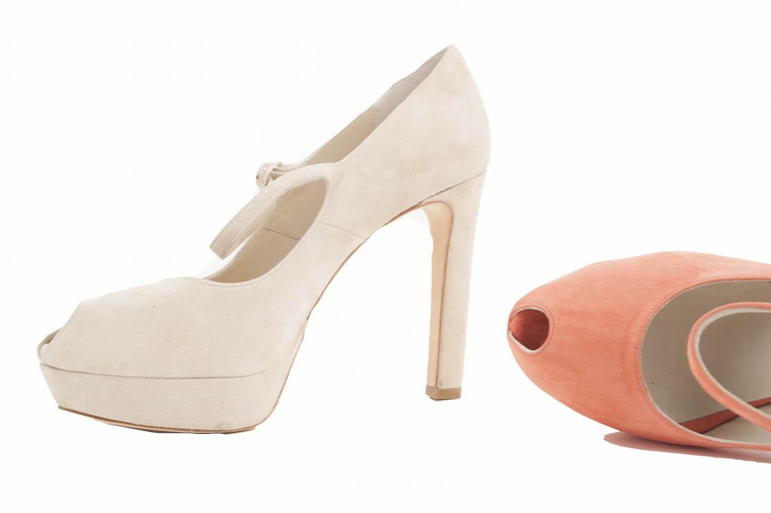 Sandalo in camoscio open toe con laccetto alla caviglia. – Luca ... 568c98a5624
