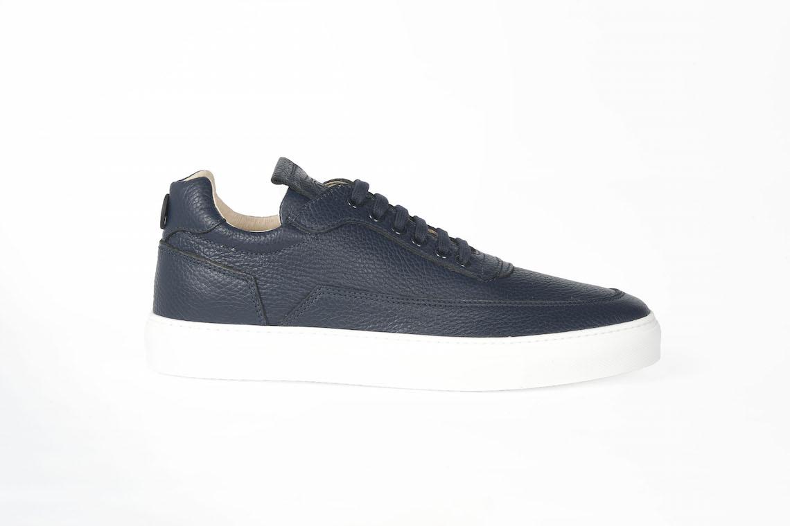 Sneakers Di Vaio in pelle. – Luca Calzature E-store 8cccf2bb552
