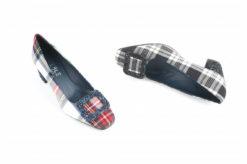 scarpe-in-tessuto-tartan-con-fibbia-in-glitterscegli-le-tue-scarpe