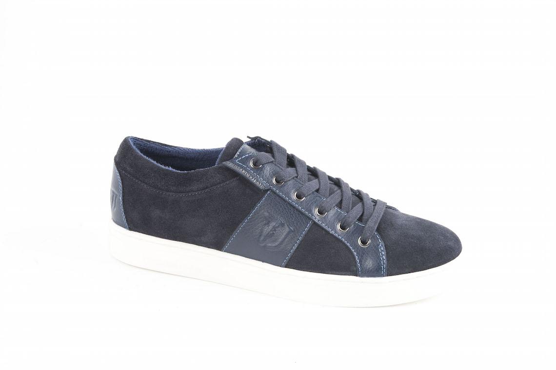 Trussardi Luca Pelle E Camoscio Calzature – Sneaker Store In dS1p16 fee7ab79ab3