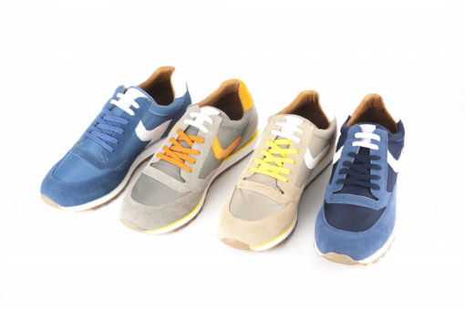 le-scarpe-da-uomo-sportive-saxonesneakers-in-pelle-e-tessuto-fatte-a-mano