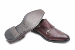 Collezione da uomo di scarpe eleganti,scegli le doppie fibbie,francesine,derby e mocassini.