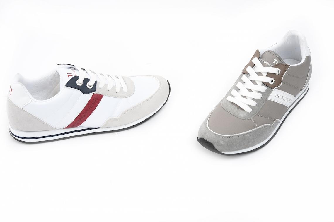 Scarpa sportiva Trussardi Jeans in tessuto 9215f8efeff