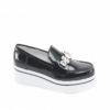 Mocassino da donna con swarosky,scopri le calzature P-E 2017.Scegli le tue scarpe a mocassino.