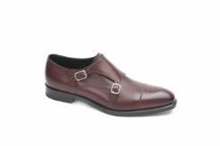 Scarpe da uomo con doppia fibbia,scegli le tue scarpe artigianali da Lucacalzature a Milano.