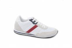 Sneakers da uomo prodotte in Italia,scegli la collezione Trussardi Jeans,suola estraibile in tutte le scarpe.