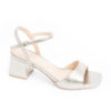I sandali classici da donna con il tacco comodo da portare tutti i giorni.
