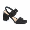 Un classico sandalo nero per tutte le occasioni, lavoro e cerimonie,scopri tutti i modelli disponibili online.