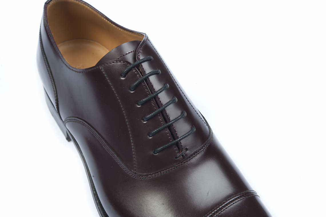 Oxford in brushed calf with leather sole. – Luca Calzature E-store cd2889ff93c