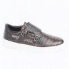 Calzature da uomo in pelle stampa cocco Gold Brothers, scopri le calzature di lusso Lucacalzature.