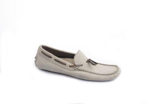 Mocassino car shoe in camoscio e pelle.Scegli i tuoi mocassini maschili.