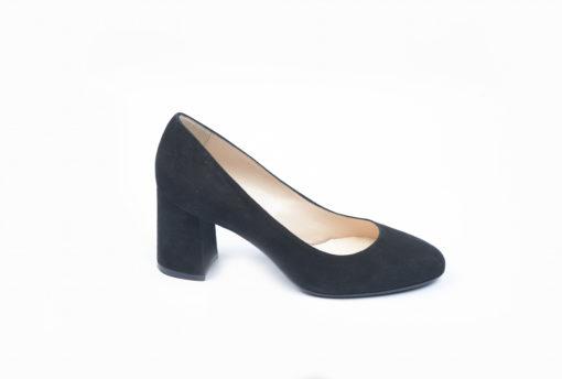 Scarpe classiche eleganti in camoscio con tacco 5 cm,scegli i modelli per il tuo look.