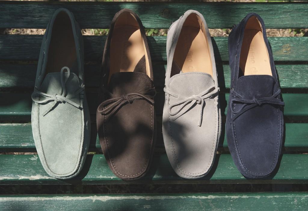 Scopri tutti i mocassini maschili car shoes per la stagione estiva 2017.