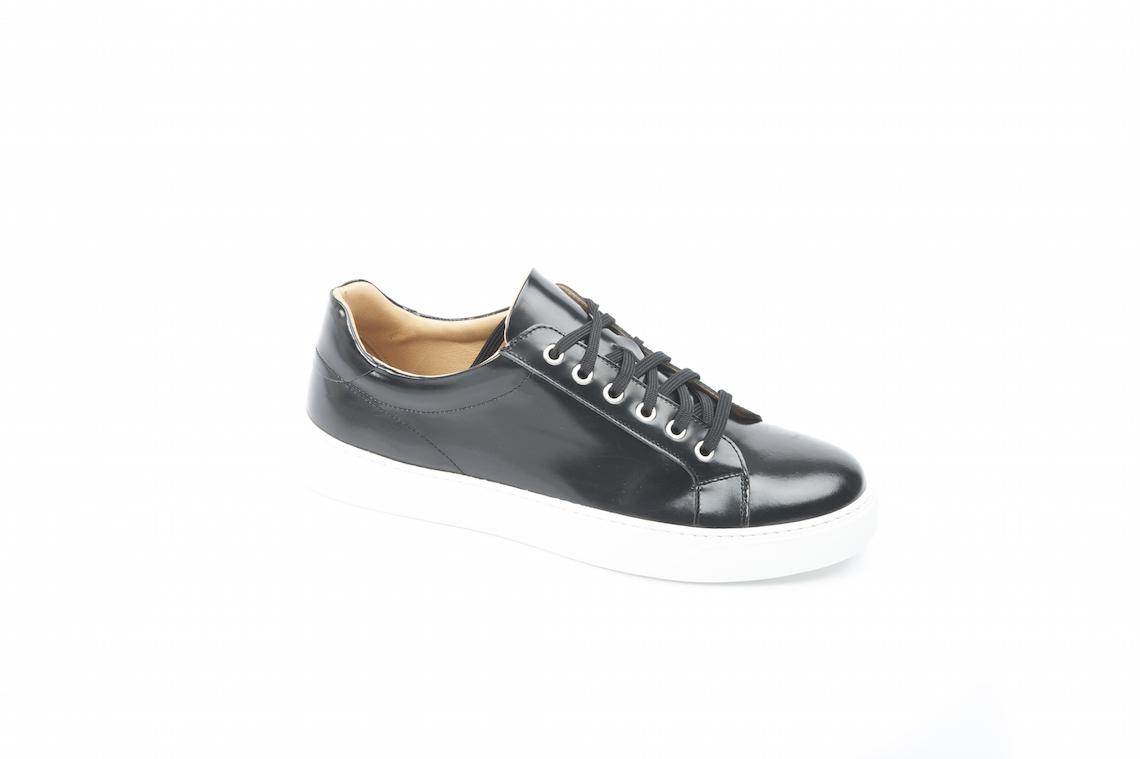 Sneakers sportiva in vitello spazzolato . – Luca Calzature E-store 75de2b99605